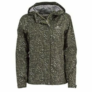 White Sierra Trabagon Rain Shell Jacket